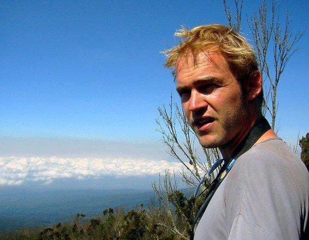 Unterwegs am Kilimandscharo
