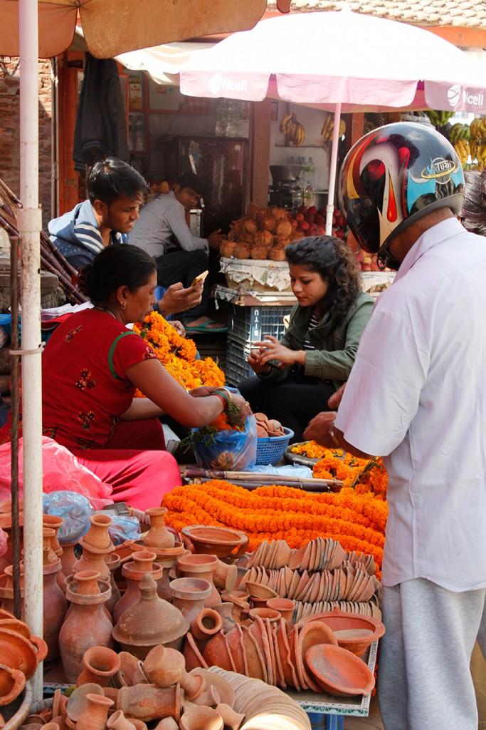 Patan in Nepal in Kathmandu