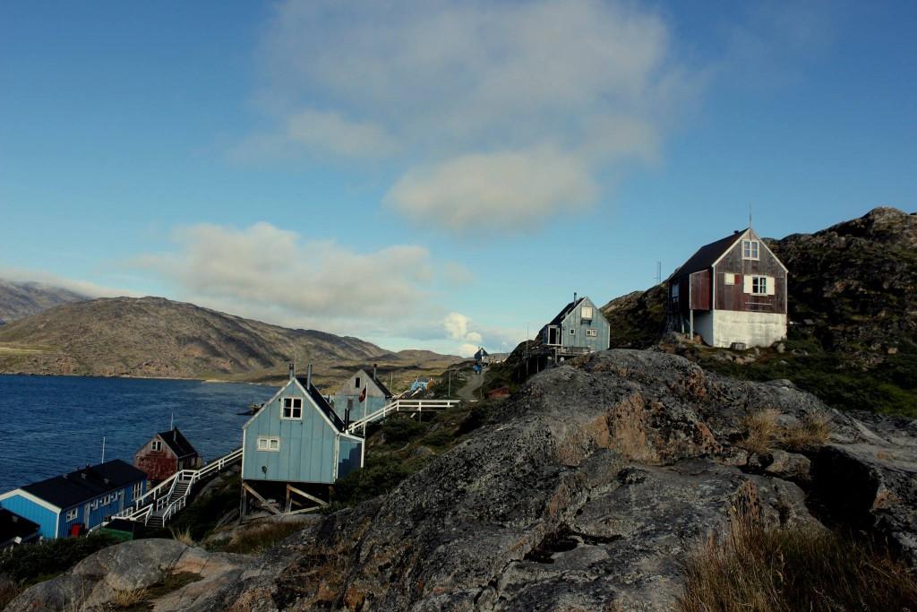 Häuser Sarfannguits