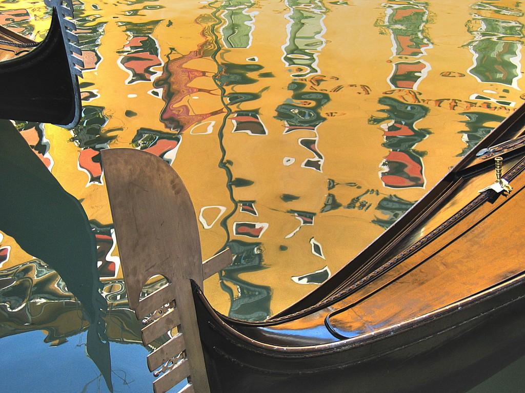 Venedig Wasserspiegelung