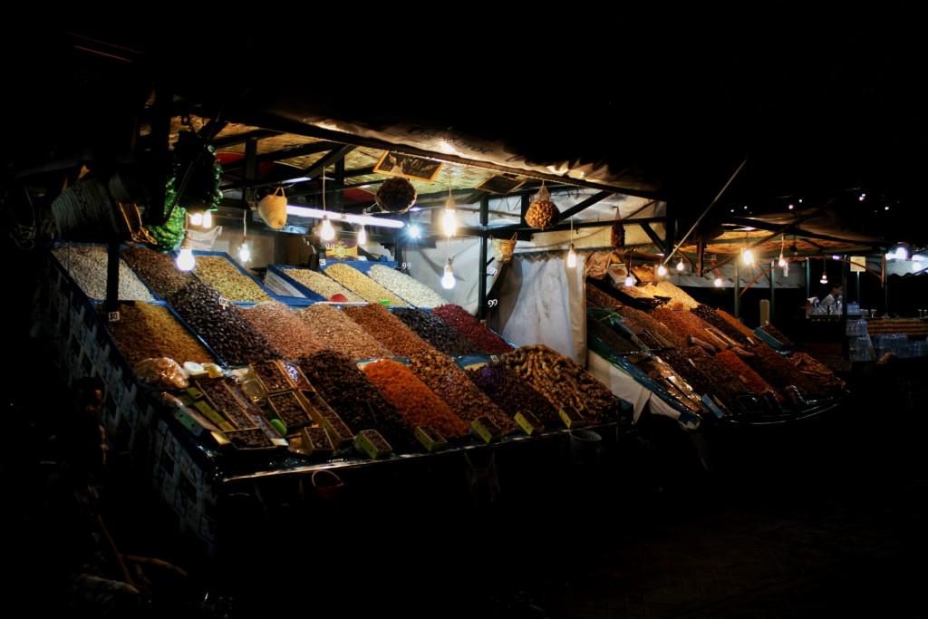 Marokko-Djemma