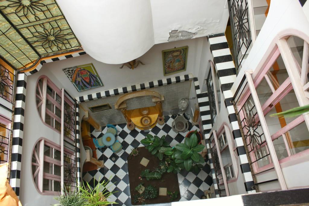 Marokko-Essaouira-Hostel