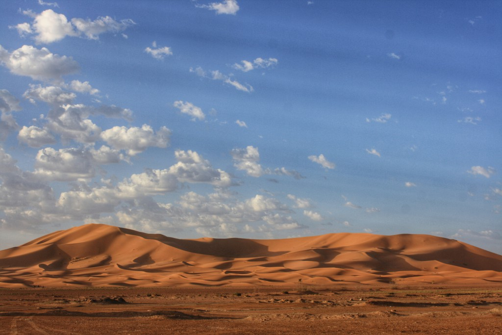 Marokko-Merzouga-Erg Chebbi