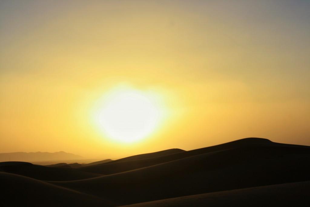 Marokko-Wüste-Abend