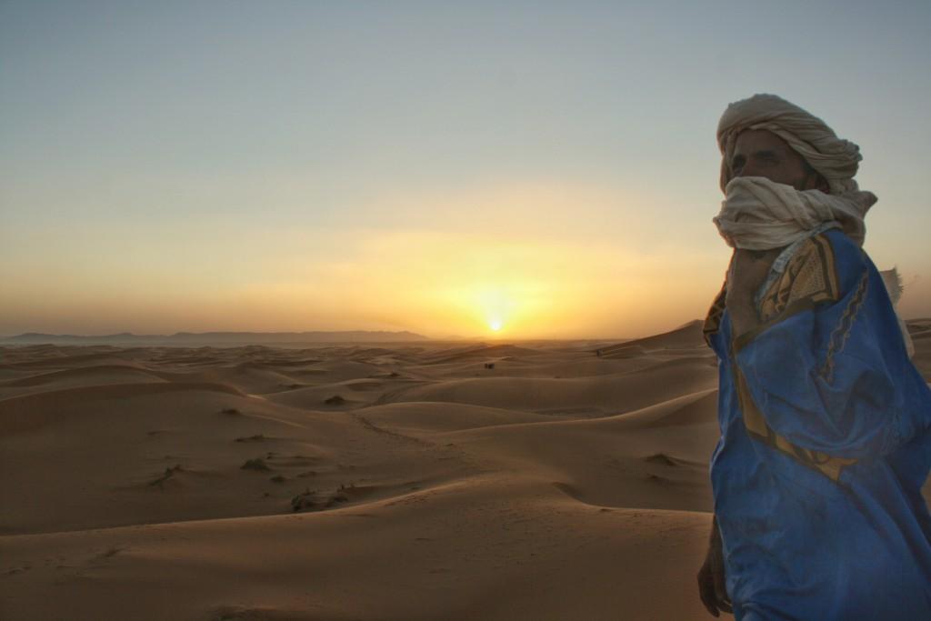 Marokko-Wüste-Ali-Baba