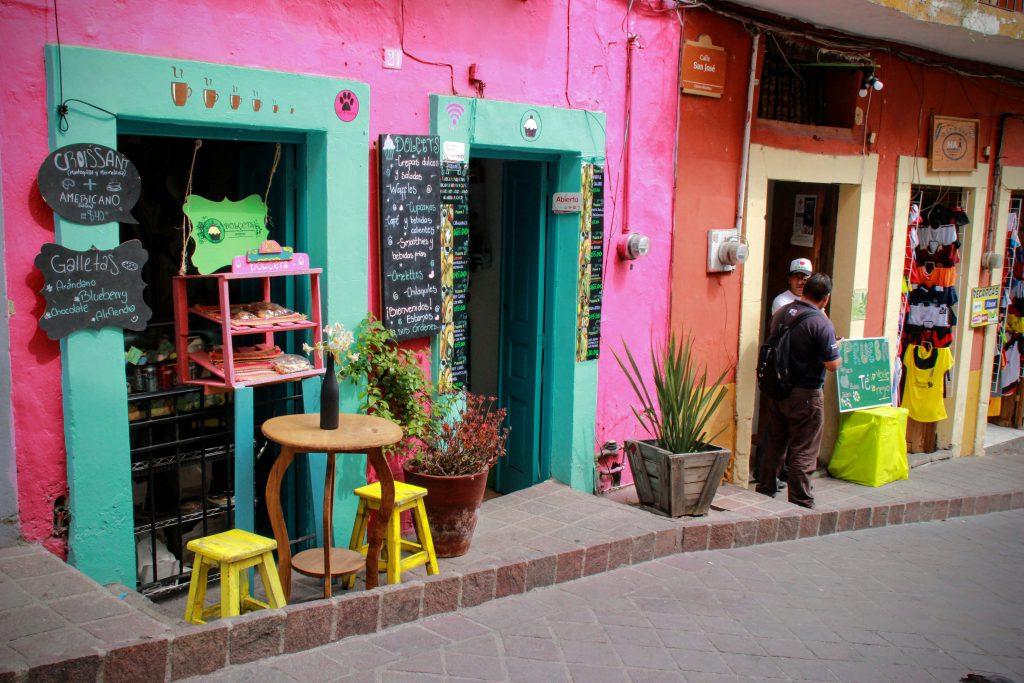 Strasse Guanajuato