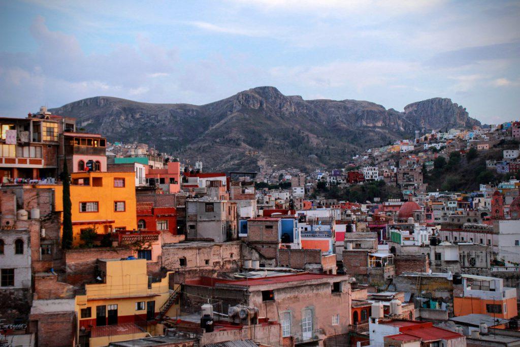Aussicht Guanajuato