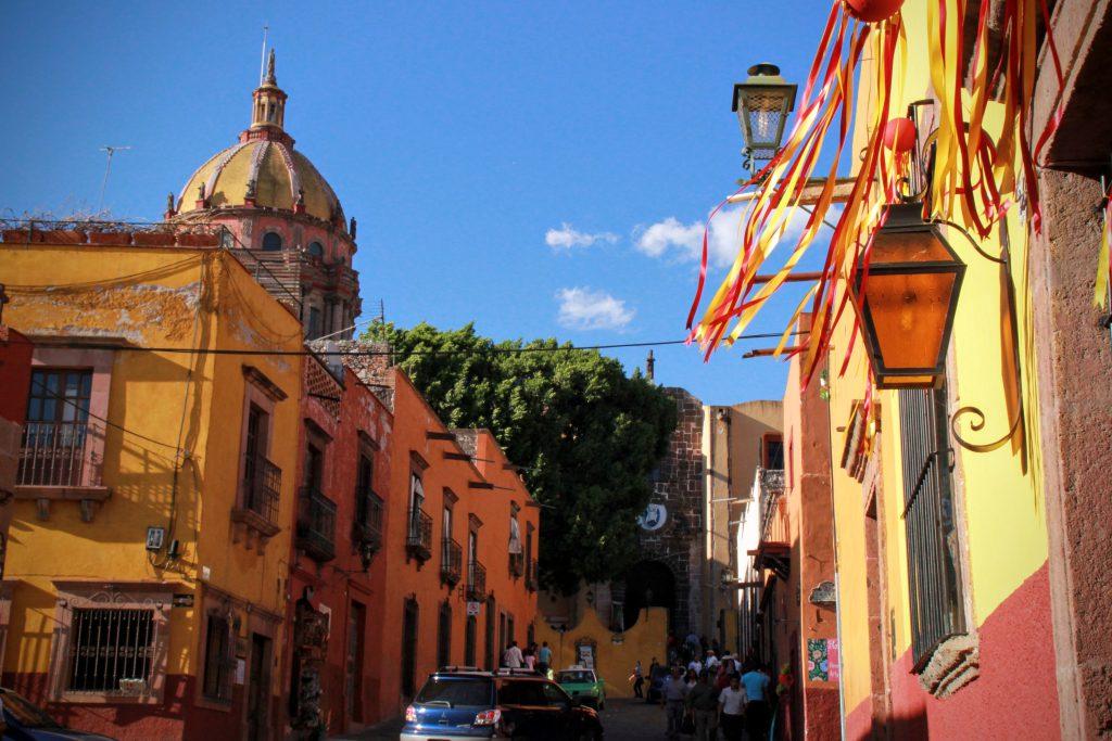 Strasse San Miguel