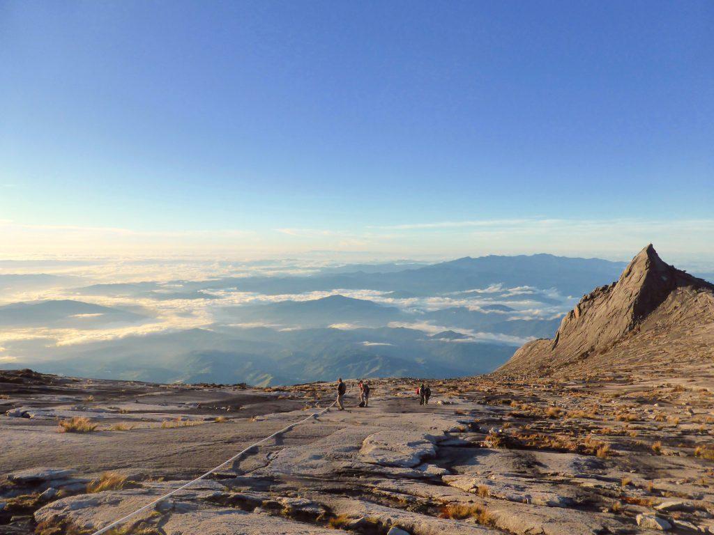 Die Besteigung des Mount Kinabalu