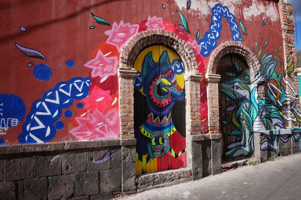 Pachuca Straße
