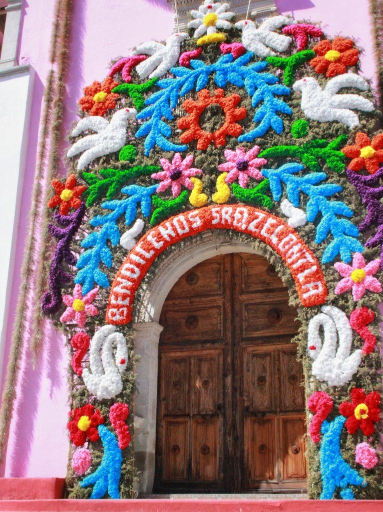 Kirche Real de Monte