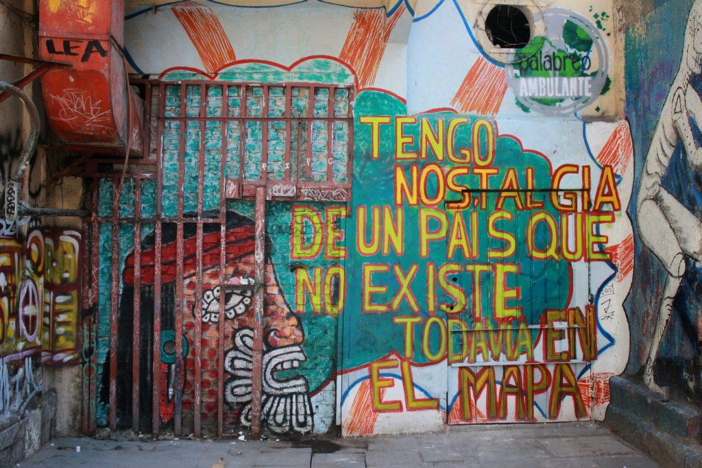 Mexico City Wandbild