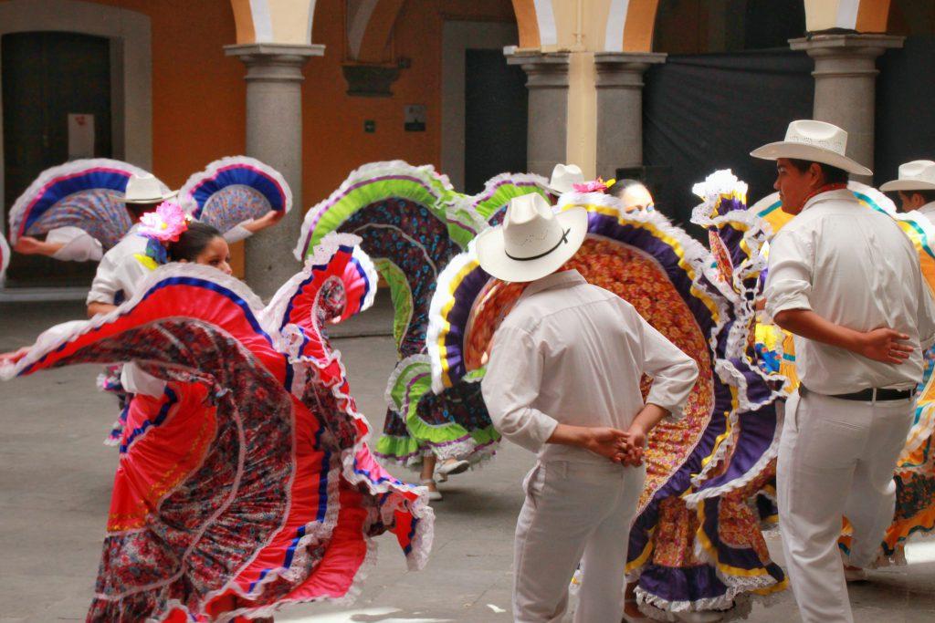 Tanzen Puebla