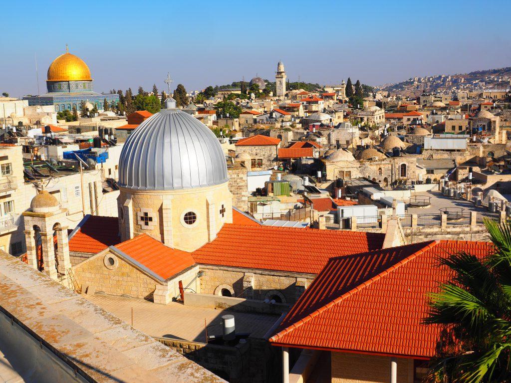 Jerusalem, Foto Jörg Heidjann