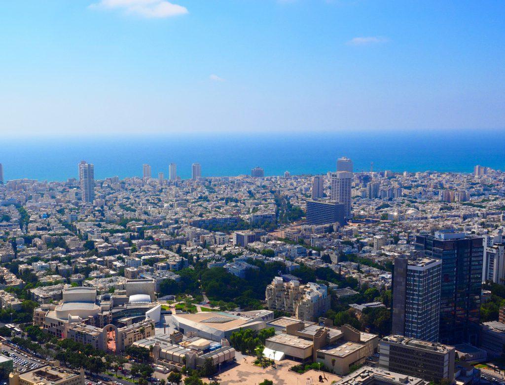 Tel Aviv, Großstadt am Mittelmeer - Foto Jörg Heidjann