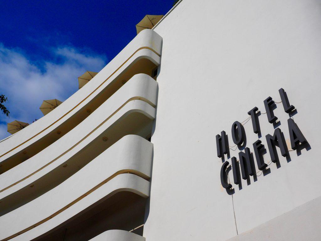 Cinema Hotel Tel Aviv - Bauhausikone - Foto Jörg Heidjann