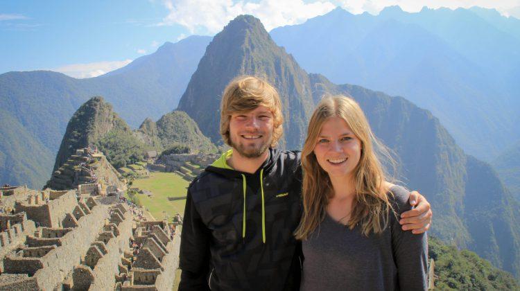Geschwistertour durch Südamerika
