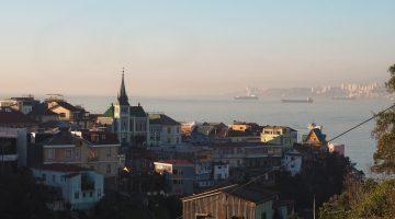 Perle am Pazifik: Die chilenische Hafenstadt Valparaíso